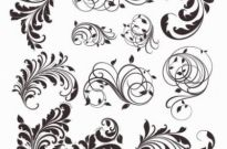 Free vector Vector pattern  Vector Vintage Patterns for Design