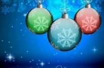 Free vector Vector background  Vector Winter Background