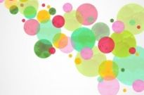 Free vector Vector abstract  Watercolor Circles Abstract