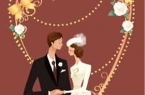 Free vector Vector misc  Wedding Vector Graphic 33