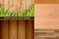 Free vector Vector background  wood grain background vector