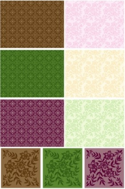 Free vector Vector background  tile pattern background vector case