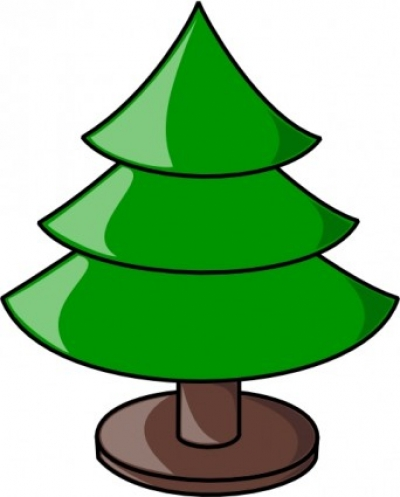 Free vector Vector clip art  Tree With Stand clip art