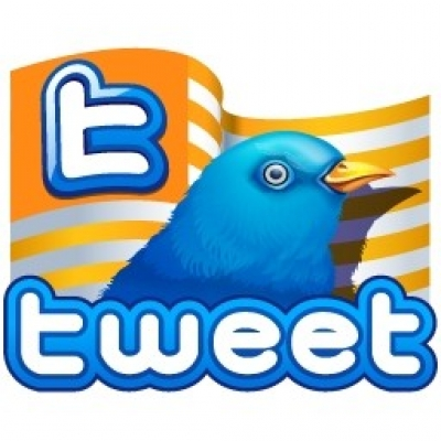 Free icon icons  Twitter flag gold