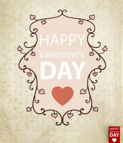 Free vector Vector background  valentine's day card background 01 vector