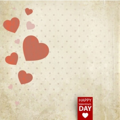 Free vector Vector background  valentine's day card background 02 vector