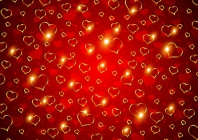 Free vector Vector background  valentine background 01 vector