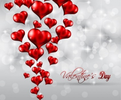 Free vector Vector background  valentine background 02 vector