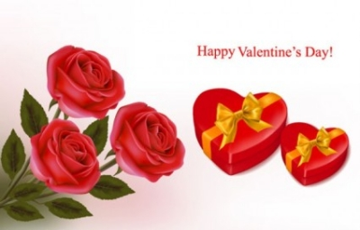 Free vector Vector background  valentine background 04 vector