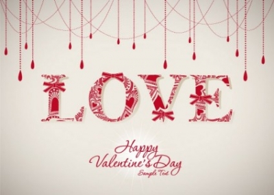 Free vector Vector background  valentine background 05 vector