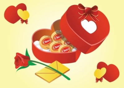 Free vector Vector Heart  Valentine Gifts Vector
