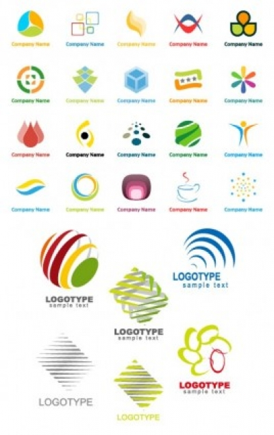 Free vector Vector misc  variety of graphic logo template vector