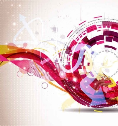 Free vector Vector background  vector abstract background design