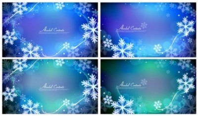 Free vector Vector background  vector background dream snow