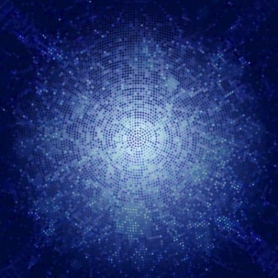 Free vector Vector background  Vector Blue Mosaic Background