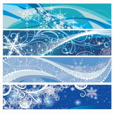 Free vector Vector banner  Vector Christmas Banners