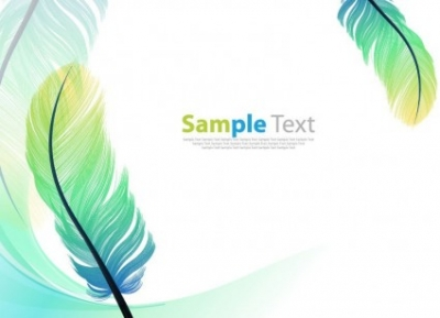 Free vector Vector background  Vector Color Feathers Background