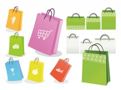 Free vector Vector misc  vector colorful bag