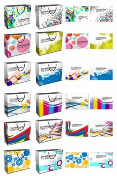 Free vector Vector misc  vector colorful shopping bags