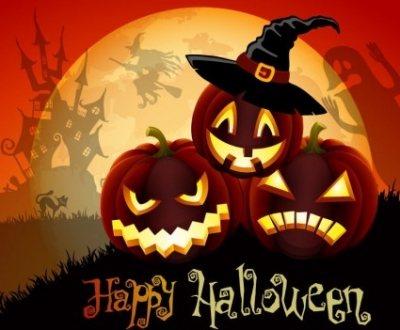 Free vector Vector misc  Vector Cute Halloween Illustration