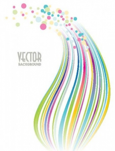 Free vector Vector background  vector dot background fashion line
