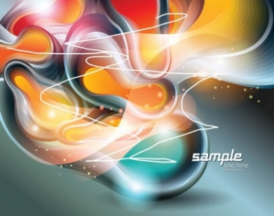 Free vector Vector background  vector dynamic background 2 symphony