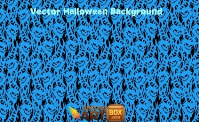 Free vector Vector misc  Vector Halloween Wallpaper