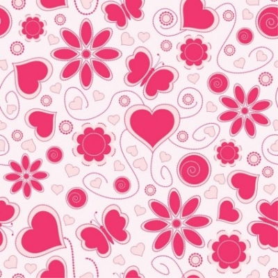 Free vector Vector pattern  Vector Love Pattern Background