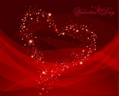 Free vector Vector background  Vector Valentine Background