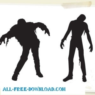 Free vector Vector trust to nature  Vector Zombies Halloween