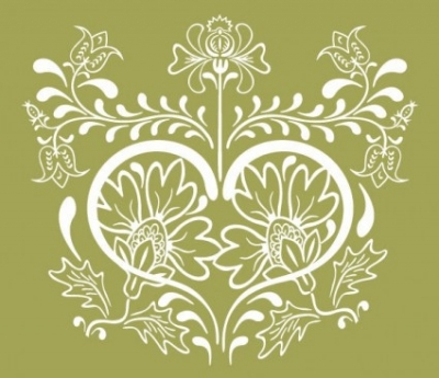 Free vector Vector flower  Vintage Floral Design Vector Graphic