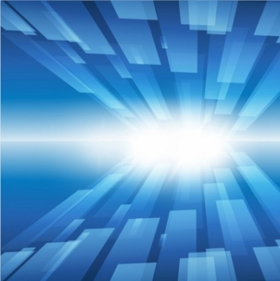 Free vector Vector background  Virtual tecnology background