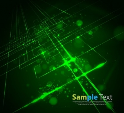 Free vector Vector background  Virtual Tecnology Vector Background