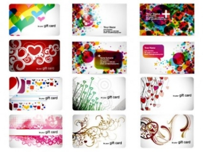 Free vector Vector misc  warm beautifully simple fashion card vector