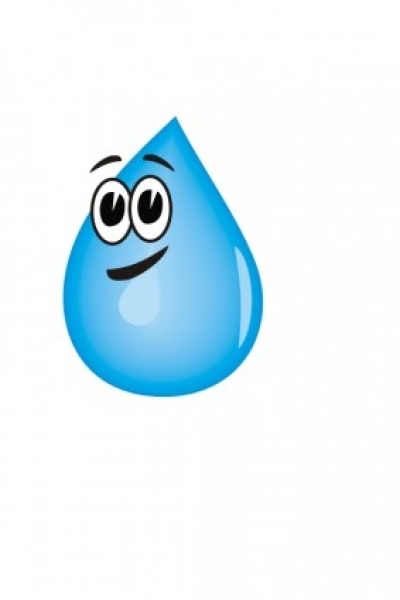 Free vector Vector clip art  Water droplet