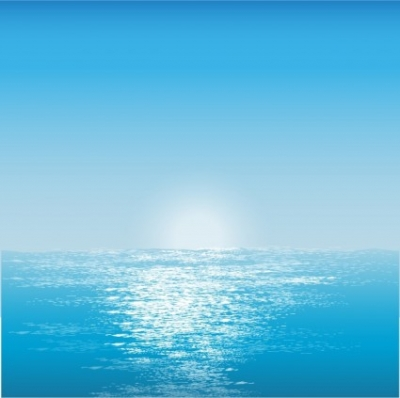 Free vector Vector background  Water Surface Background