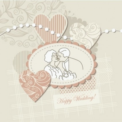 Free vector Vector background  wedding label background 04 vector
