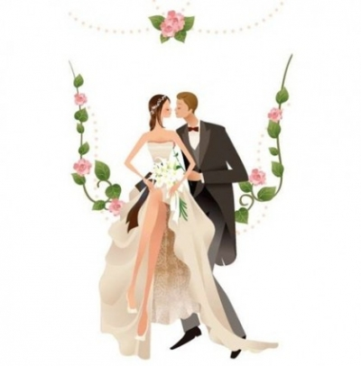 Free vector Vector misc  Wedding Vector Graphic 2