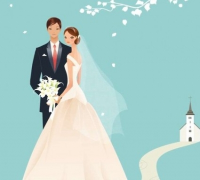 Free vector Vector misc  Wedding Vector Graphic 39