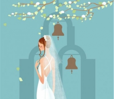 Free vector Vector misc  Wedding Vector Graphic 8