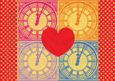 Free vector Vector Heart  What Time Is Love
