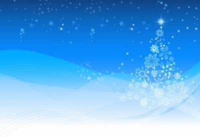 Free vector Vector Christmas  Winter and Christmas background