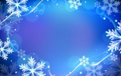 Free vector Vector background  Winter Backgrounds