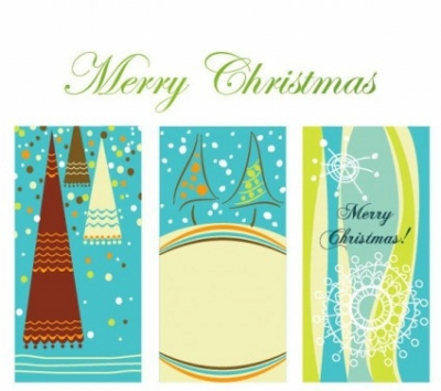 Free vector Vector background  Winter Christmas Vertical Background Vector Graphic