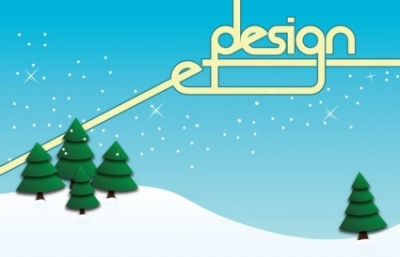Free vector Vector background  Winter Trees Background Wallpaper