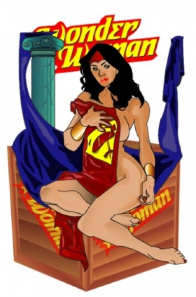 Free vector Vector misc  Wonder Woman Vector