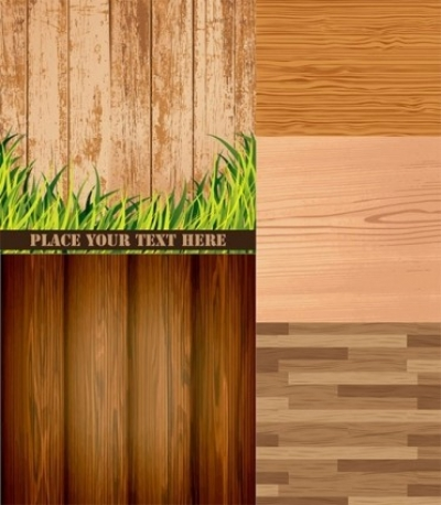 Free vector Vector background  Wood grain background vector material