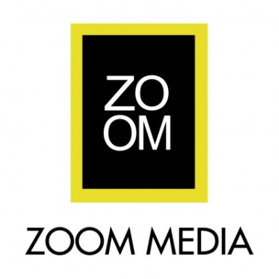 Free vector Vector logo  zoom media